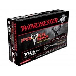 Munição Winchster Power Max 30-06 Spr 180 Gr