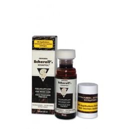 Ballistol Schaftol Castanho Escuro 50 ml