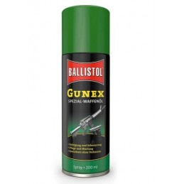 Ballistol Óleo Gunex Gun Care Spray 200ml