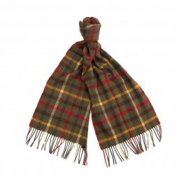 Cachecol Barbour Bolt Tattersall