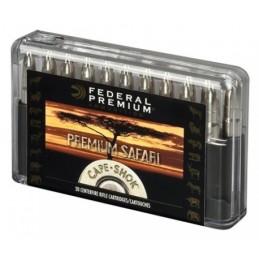 Munição Fed. Premium 9,3x74R 286grs Barnes TSX-Bullet