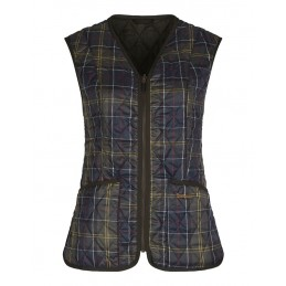 Colete Barbour Tartan BETTY