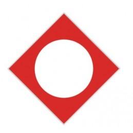 Placa Sinalética Modelo 10