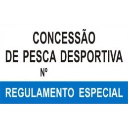Placa Sinalética Modelo 11