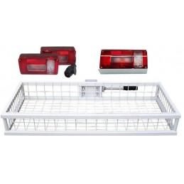 Grade Transportadora + kit iluminação