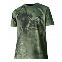 T'Shirt Tordo 3d Camu