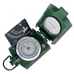 Bussola Konustar-10 Pro Metal Verde