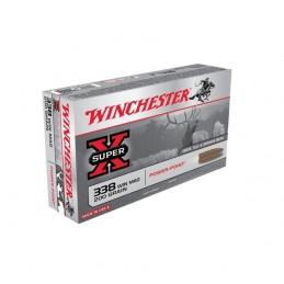 Munição Winchester 338 Win Mag - 200GR