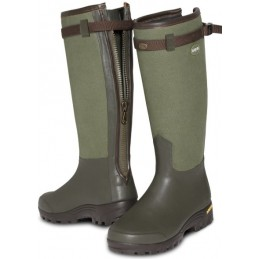 Botas Borracha Arxus Primo Canvas Zip