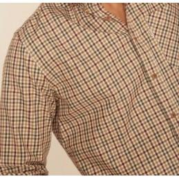 Camisa Aigle Troncais