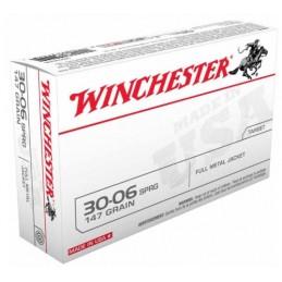 Munição Winchester 30-06...