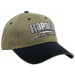 Boné Rapala Verde/Preto