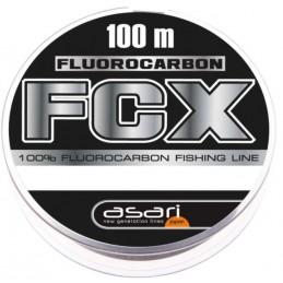 Fio ASARI FCX Fluorocarbon...
