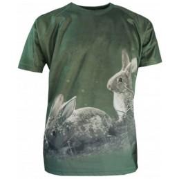 "T-Shirt ""Coelho"" M/Curta"