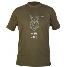 T-Shirt HART BRANDED Wildpig