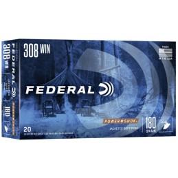 Munição Federal 308W...