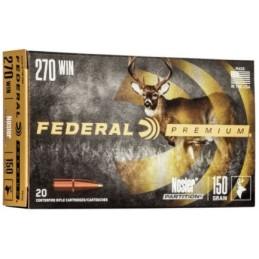 Munição Federal Premium...
