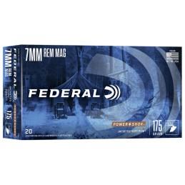 Munição Federal 7MM REM...