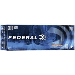 Munição Federal 300WSM...