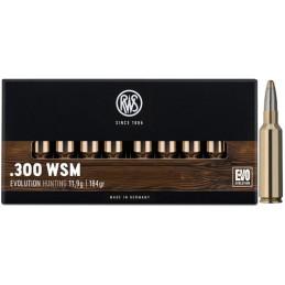 Munição RWS 300WSM...