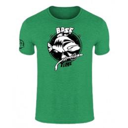 T-Shirt Bass Time
