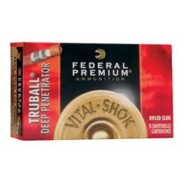 Cartucho Federal 12 TruBall...