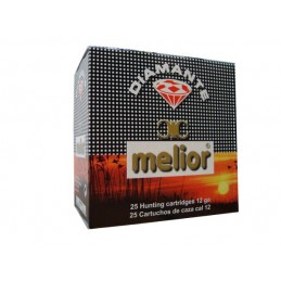 Cartuchos Melior Diamante 34gr