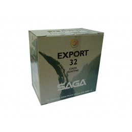 Cartuchos SAGA Export 32 Gr